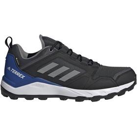 adidas TERREX Agravic TR Gore-Tex Trail Running Shoes Men dgh solid grey/grey three/royal blue